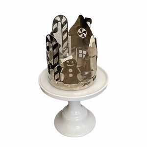 Bath Body Works Gingerbread Holiday Candle Holder